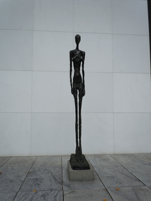 Tall Figure III sculpture Alberto Giacometti