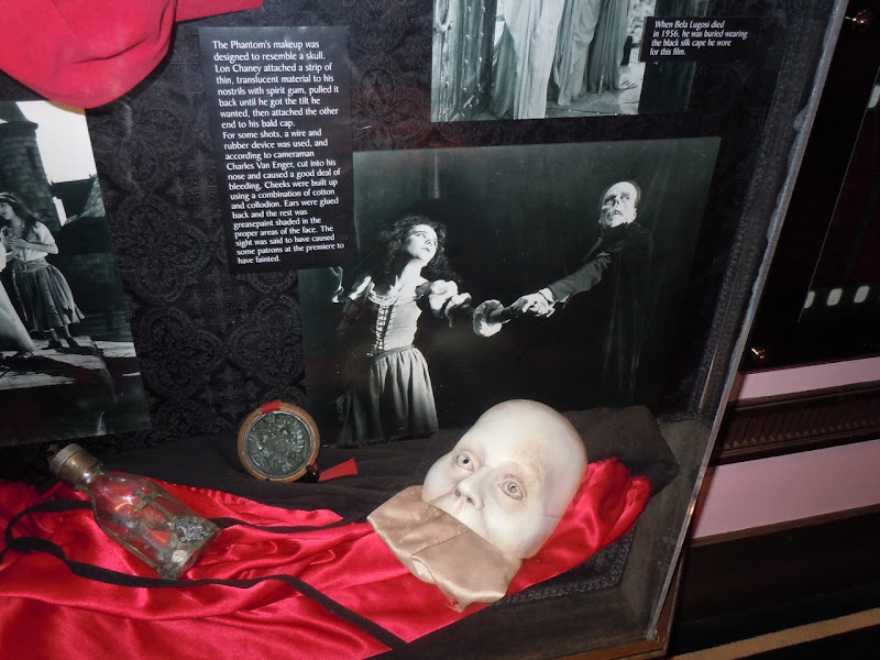 Phantom of the Opera props
