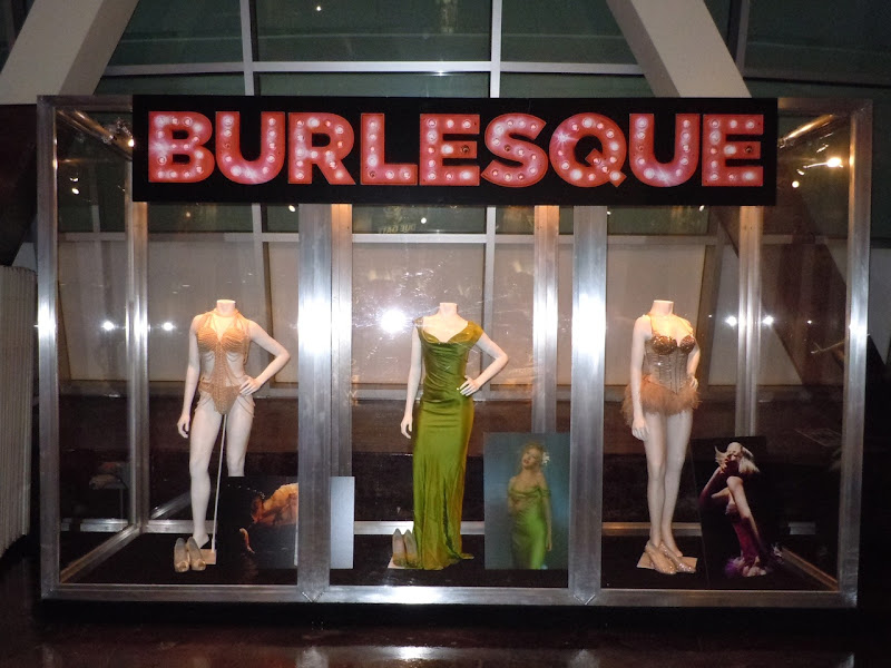 Original Burlesque movie costumes