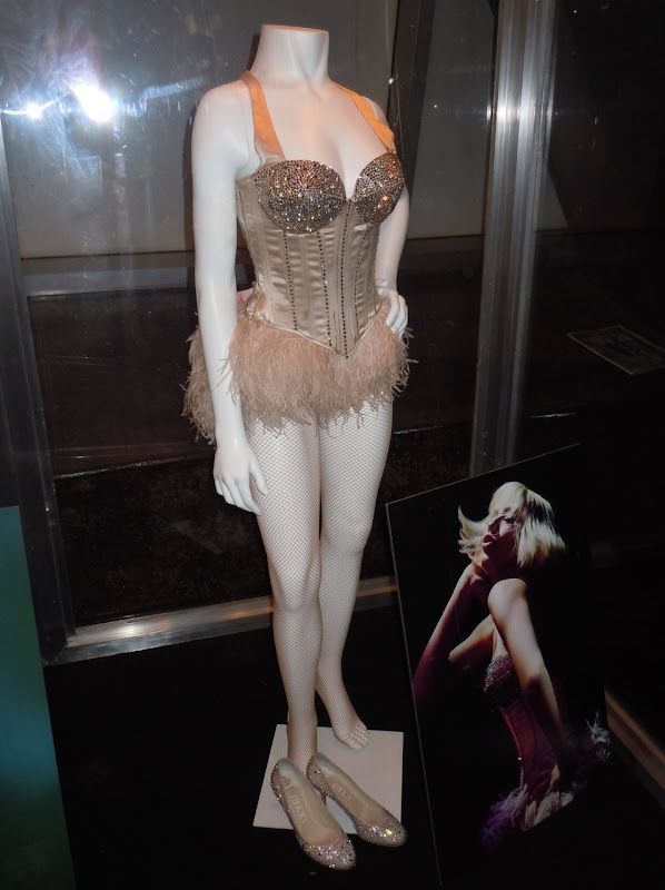 Burlesque Good Girl Christina Aguilera costume