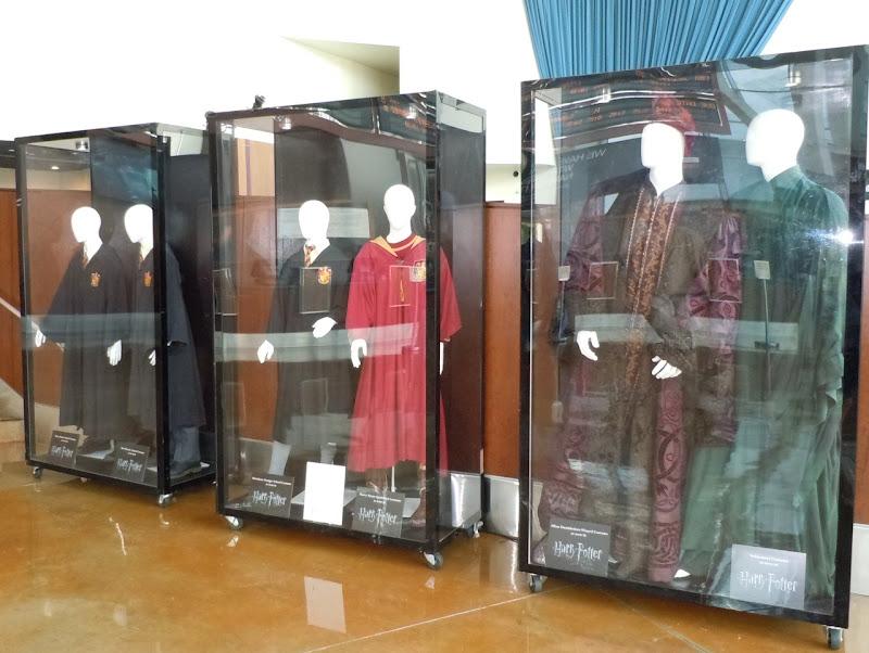 Original Harry Potter movie costumes