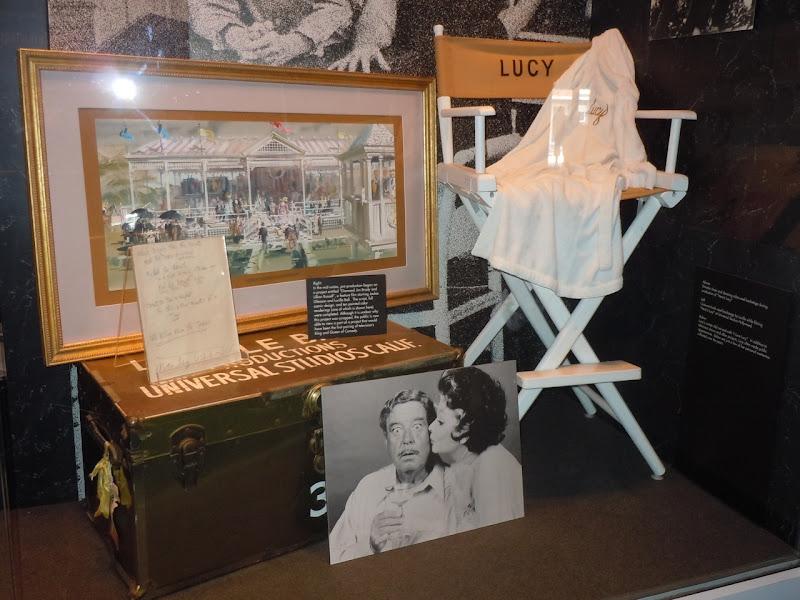 Here's Lucy TV memorabilia