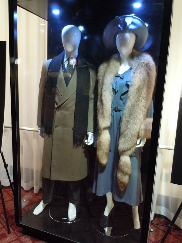 The King's Speech movie outfits