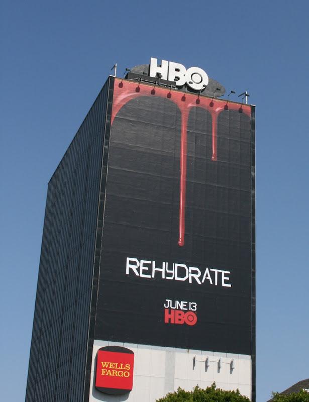 True Bloods Rehydrate billboard