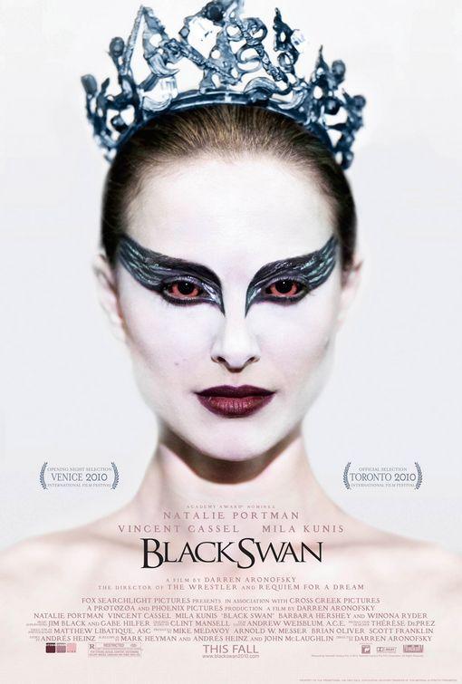 Black Swan Natalie Portman poster