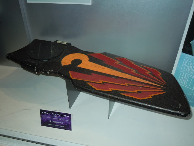 Back to the Future II hoverboard prop