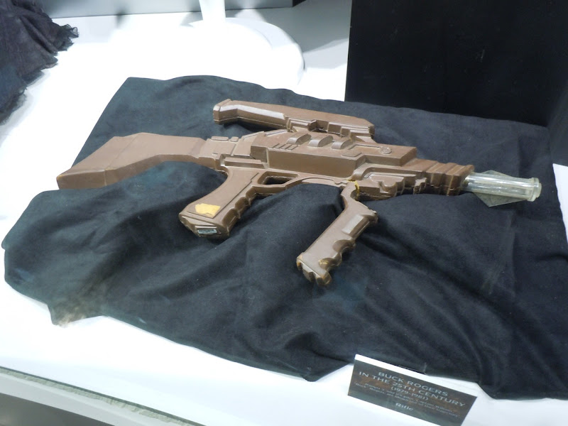 Buck Rogers in the 25th Century rifle prop