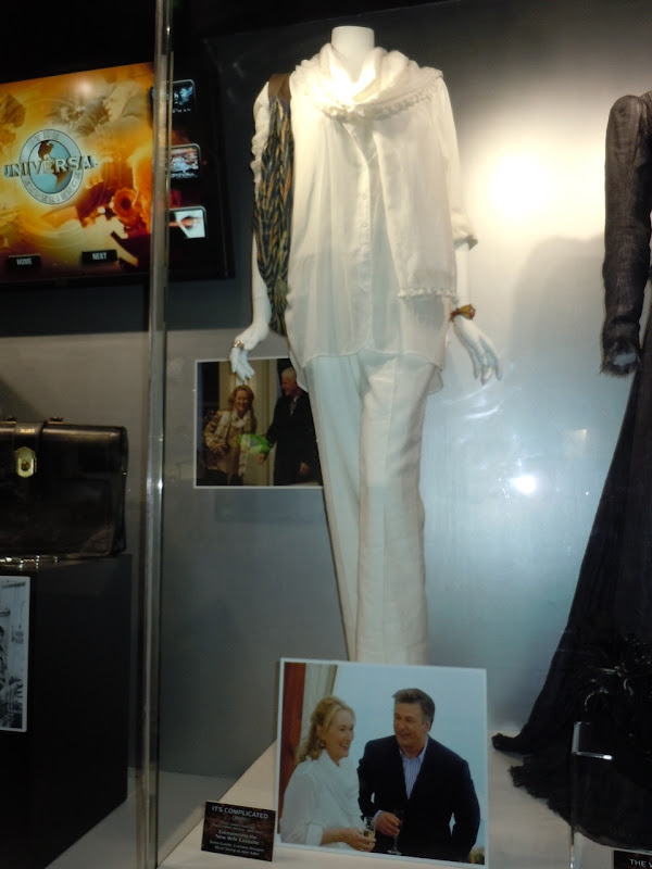 Meryl Streep It's Complicated outfit