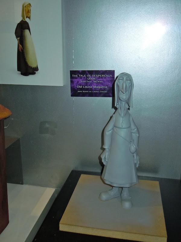 Despereaux Old Louise maquette