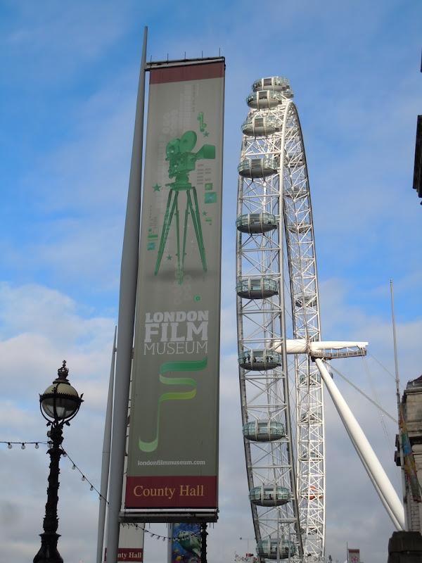 London Film Museum banner