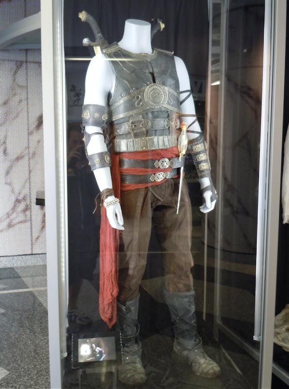 Jake Gyllenhaal's Prince of Persia Dastan costume