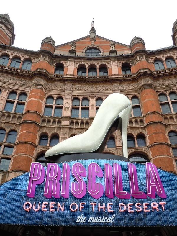 Priscilla Musical Palace Theatre London