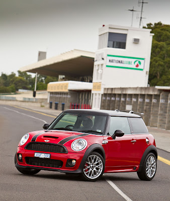 2010 Mini John Cooper Works Challenge Edition