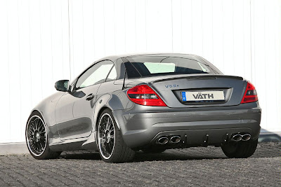 2010 VATH V58 Mercedes SLK AMG