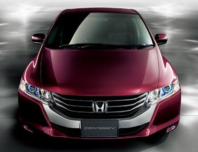 2009 Honda Odyssey 3