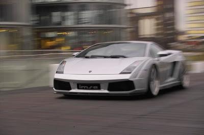 2009 IMSA Lamborghini Gallardo GTV