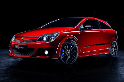 Vauxhall Corsa and Astra VXR Limited Edition