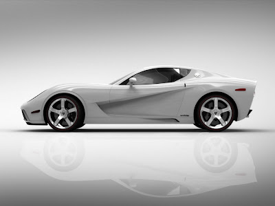 2009 Ugur Sahin Design Mallett Corvette Z03