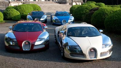 2009 Bugatti Veyron Type 35 Grand Prix