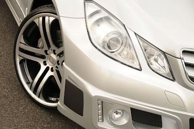 2009 Brabus Mercedes E-Class Coupe
