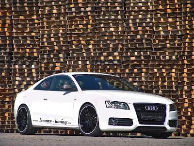 audi a5 wallpapers. 2009 Senner Audi A5