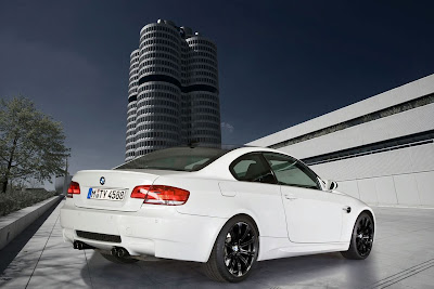 2010 BMW M3 Exclusive Edition