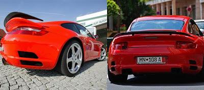 RUF Rt 12 S based on Porsche 911 GT2