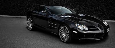 Project Kahn Mercedes McLaren SLR Carbon