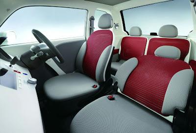 2010 Honda EV-N Concept