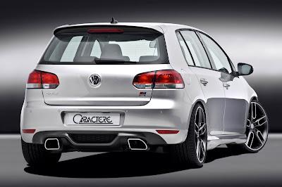 2010 Caractere Volkswagen Golf 6