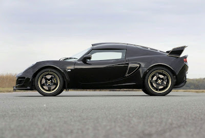 2010 Lotus Exige S Type 72 Special Edition