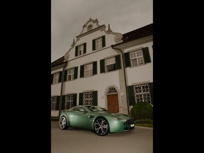 2010 Aston Martin Vantage Barracuda Tzunamee