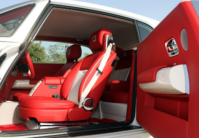 2010 Rolls Royce Phantom Coupe Shaheen