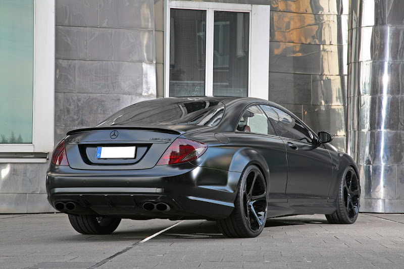 2010 Mercedes CL65 AMG ANDERSON