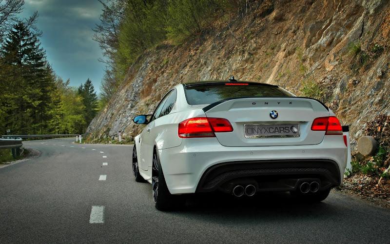 2010 Onyx Concept BMW M3 E92