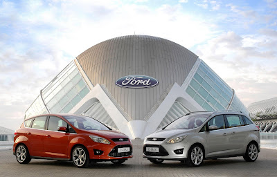 2010 Ford C MAX