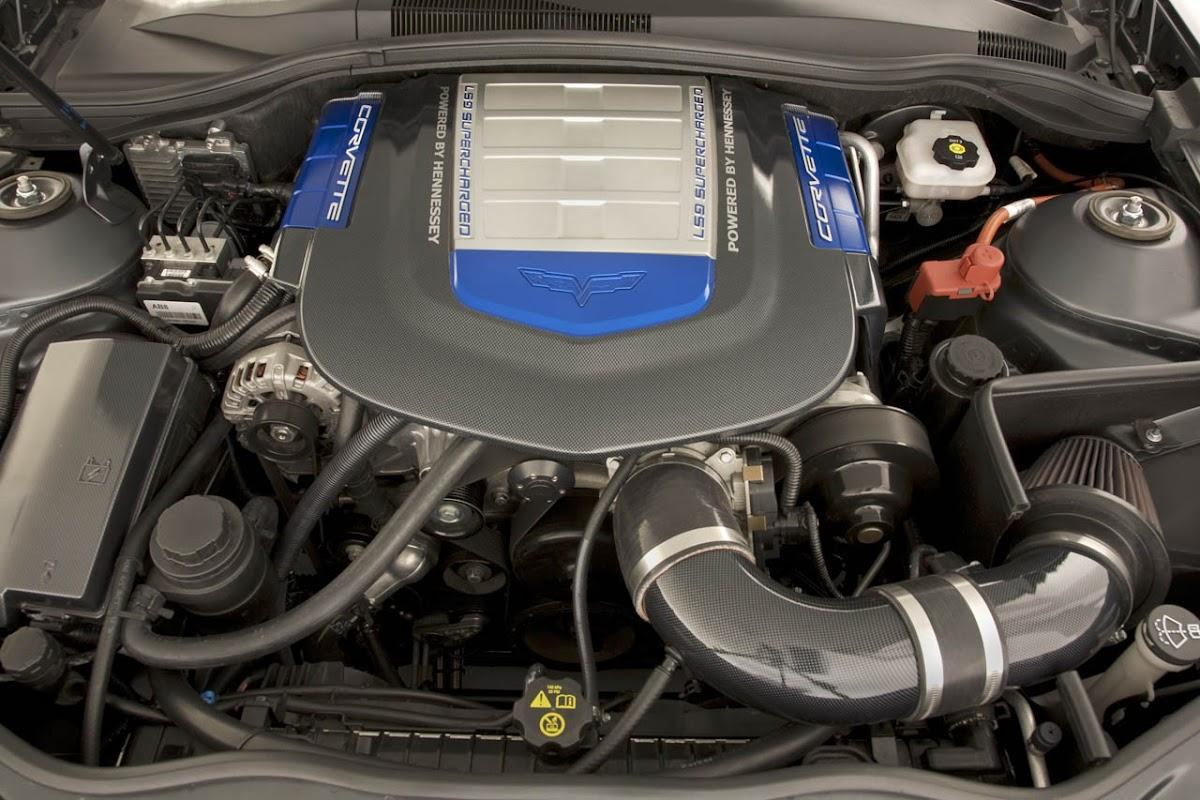 2011 Hennessey Chevrolet Camaro HPE700
