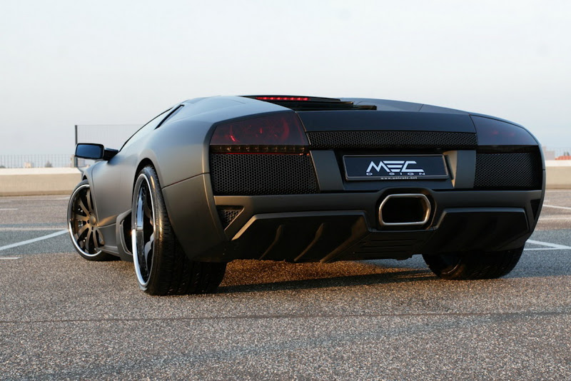 2010 Unicate Lamborghini Murcielago LP640 Yeniceri Edition