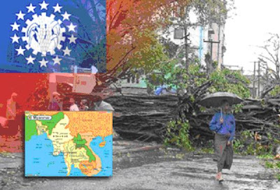 case study on cyclone nargis