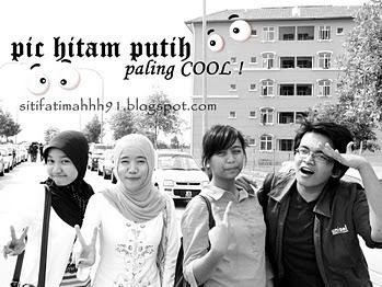 Contest Pic Hitam Putih Paling Cool