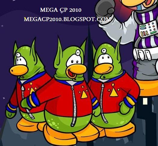 DICAS DO CLUB PENGUIN