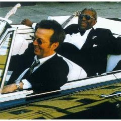 B.B. King and Eric Clapton