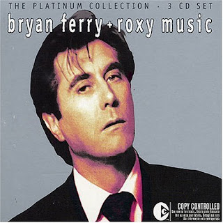 Bryan Ferry and Roxy Music - The Platinum Collection