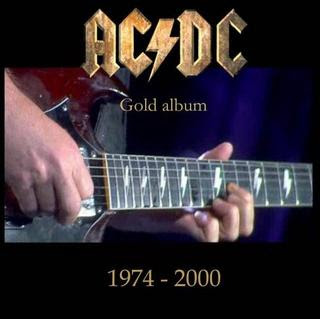 AC/DC - Gold Album