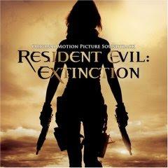 Resident Evil -Extinction OST