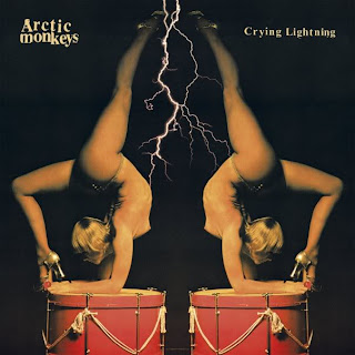 Arctic Monkeys - Crying Lightning EP (2009)