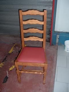 Ideal sieges modification de l 39 assise d 39 une chaise - L assise d une chaise ...