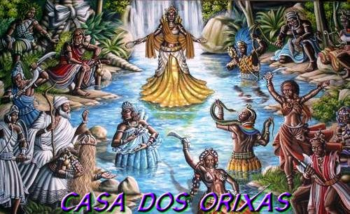 CASA DOS ORIXAS