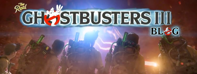 The Ghostbusters III Blog