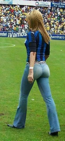 Remarkable, very Mexican reporter ines sainz ass agree, very